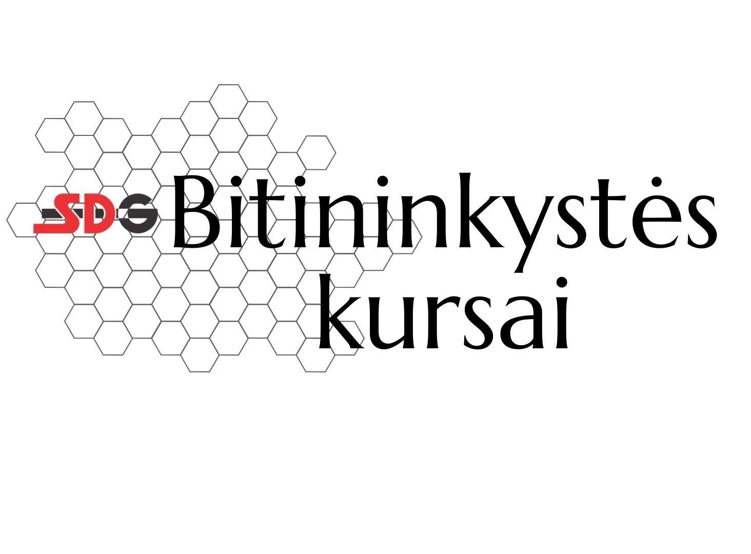 BITININKYSTĖS KURSAI